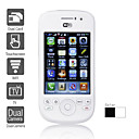Mvil Dual SIM - 2.8&quot; - WiFi - Cmara Dual - TV