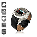 S768 - Dual SIM 1.4 Inch Watch Cell Phone (FM, Waterproof, MP3 MP4 Player)