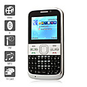 Triple SIM 2.0 Inch Qwerty Keyboard Cell Phone (FM TV MP3 MP4 Player)