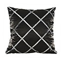 Diemen Grey Ground Cushion Cover: 45x45cm