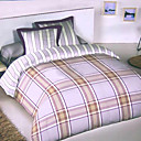 Homes Charming 4-piece Full Duvet Cover Set
