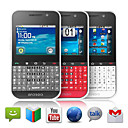 Tango - QWERTY Android 2.3 Touchscreen Smartphone (GPS, Dual SIM, Wifi)