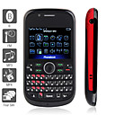 S625 - Four SIM Cell Phone With QWERTY Keypad (TV, FM)