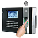 BG02 Fingerprint Time Attendance And Access Control System