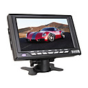 libra  - 7-Zoll-Bildschirm digitale Stand-Monitor (TV, FM, SD / USB)