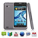 Perseus - 3G Android 2.3 Smartphone with 4 Inch Capacitive Touch Screen (Dual SIM, WiFi, GPS)