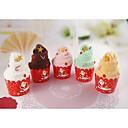 Christmas Ice-cream Towel (Set of 2)