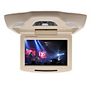 11 Inch Roof Mount Car DVD Player (TV, FM Transmitter, SD/USB, Free Headphones)