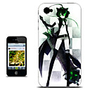 Black Rock Shooter Mato Kuroi Anime Case for iPhone 4/4s