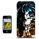 Black Rock Shooter Evil Version Anime Case for iPhone 4/4s