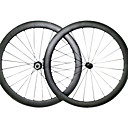 Farseer -50mmCarbon Fiber Clincher Road Bicycle Wheelsets with N Series