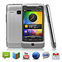 Lemuria - Android 2.3 Smartphone with 3.5 Inch Capacitive Touch Screen (Dual SIM, WiFi, GPS)