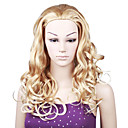 "Capless Long Big Fashion Curl 24"" 100% Imported heat-resistant Fiber Hair Wig"