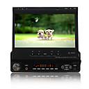 7 Inch 1Din Car DVD Player with Bluetooth Radio TV