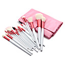 Professional Makeup Brush with Free Leather Pouch