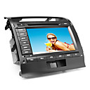 8 inch car dvd player per toyota land cruiser (gps, bluetooth, tv, rds)
