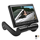 8,5 polegadas armrest carro dvd player (fm transmissor, jogo sem fio, fones de ouvido livre, sd / usb)