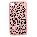 Protective Polycarbonate Bumper and Back Cover for iPhone 4 and iPhone 4S (Heart Pattern)