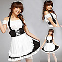 Sweet Girl Polyester Maid Suit (3 Pieces)