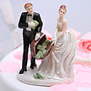 """Stash of Cash"" Wedding Cake Topper"