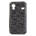 Shining Electroplating Protective Case for Samsung 5830 (Silver-gray)