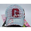 Women's Adjustable G Print Peak Cap