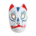 masque de cosplay naruto anbu inspir par le renard (bleu)