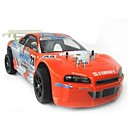 1/10 rc 4wd elettrico alimentato on-road touring car rtr (yx00469)