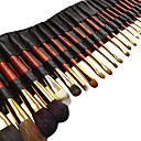 35PCS Color Shine High Quality Wool Brush Set
