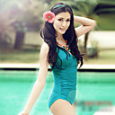 Slim Hot Spring Bath One-piece Swimsuit