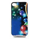 Fashion Cover for iPhone4 and 4S With Colorful LED - Crystal Bubble