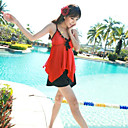 Dress Style Belly-Cover Slimming Swimwear