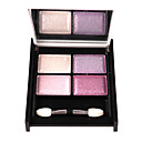 4 Colors Glamous eyeshadow 12g