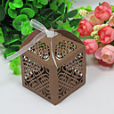 Laser Cut Chinese Design Favor Box (Set of 12)