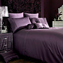 4PCS Ruiwa Queen Duvet Cover Set