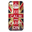 UK Flag Patterned Protective Case for iPhone 4/4S
