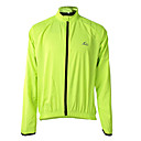 Men's Cycling Long Sleeve Wind Coat (Green)