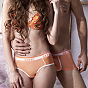 Mens Straight Underwear/Womens Triangle Underwear