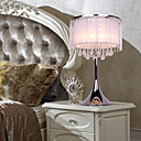 Elegant Crystal Table Light with 3 Lights