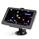 7 inch hd auto GPS-navigator ondersteuning mp3, mp4, 3gp, sd-poort (splinter)