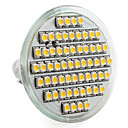 MR16 60-5050 SMD 2.5W 2800-3300K Warm White Light LED Spot Bulb (12V)