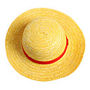 Cosplay Straw Hat Inspired by One Piece-Luffe