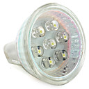 MR11 7-LED warm wit 20lm 0,5 W spot lampen (12v)