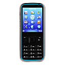 m26c - dual sim bande Quand 2,2 pouces tlphone portable bar (tv bluetooth fm)