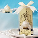  &quot;Happily Ever After&quot; Carriage Candle