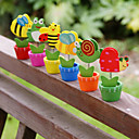 Assorted Garden Insects Placecard Holders (Set of 6)