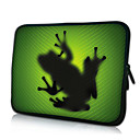 Alien Frog Neoprene Laptop Sleeve Case for 10-15&quot; iPad MacBook Dell HP Acer Samsung