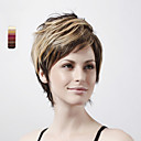 Capless Short High Quality Synthetic Natural Look Bob Hair Wig Multiple Colors Available