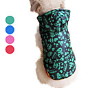 Master Panda Warm Hoodie Jacket for Dogs (XS-XXL, Assorted Colors)
