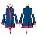 Cosplay Costume Inspired by Vocaloid UTAU Kasane Teto